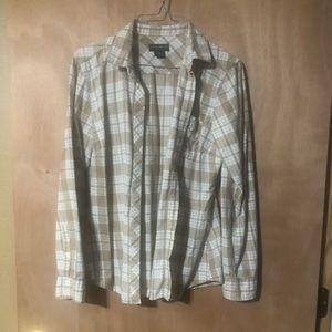 Woman's button up shirt